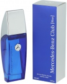 MERCEDES BENZ CLUB BLUE FOR MEN (M) EDT 100 ml