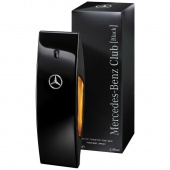 MERCEDES BENZ CLUB BLACK FOR MEN (M) EDT 100 ml