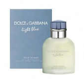 D&G LIGHT BLUE (M) EDT 125 ml